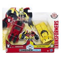 Hasbro Transformers Robots In Disguise Combiner Force - Sideswipe/Bumblebee (C0630Eu40)