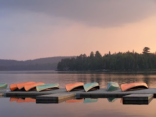 Taylor Statten Camps, Algonquin Park, Ontario, Canada