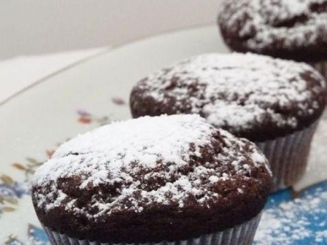 Ricetta Dessert : Muffins al cioccolato da Miele di lavanda