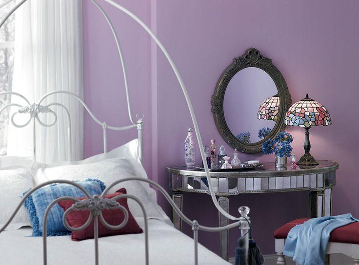 1000 Ideas About Light Purple Walls On Pinterest Purple