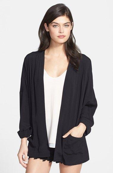 Chelsea28 Draped Kimono Jacket available at #Nordstrom