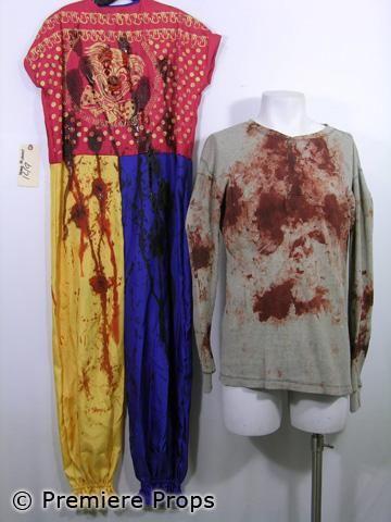 premiere props Michael Myers   Premiere Props Michael Myers' clown suit