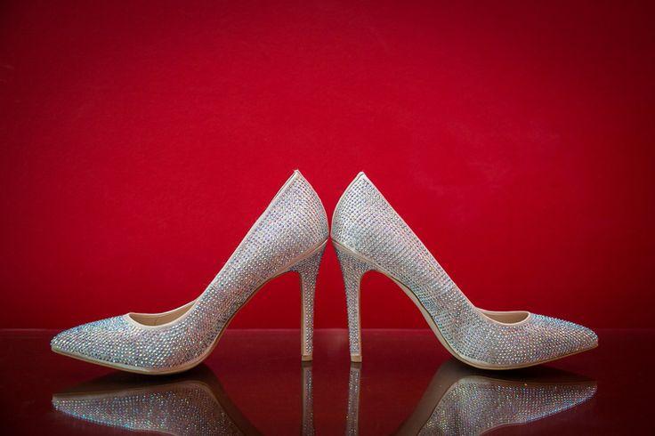 Fennes Essex Wedding Diamond Shoes