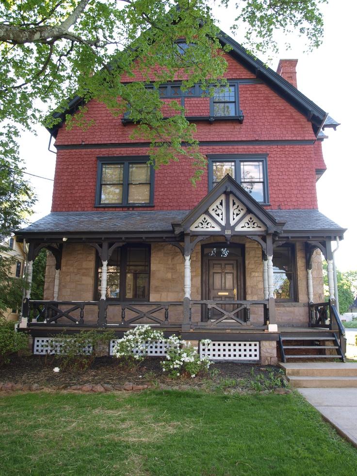 Victorian house = Flemington, NJ