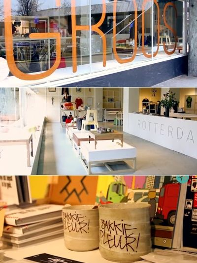 Conceptstore Groos @ Rotterdam