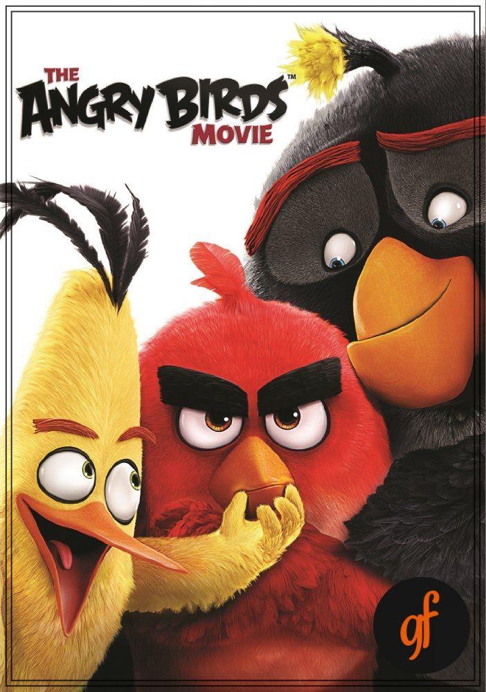 Animasyon kahramanları Angry Birds'in 2016 yapımı filmi. Malum oyun sayesinde…