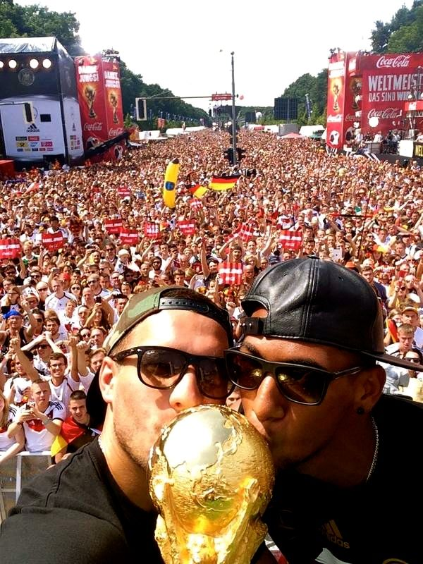 Big party in Germany!!!!! <3
