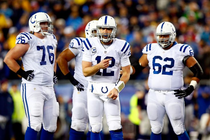 Andrew Luck apparently extra-motivated to face Patriots following Josh McDaniels staying in New England