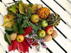Meyve, Hasat, Sonbahar, Şükran Günü
