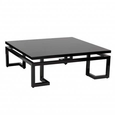 coffee table GLAM CARBON by nobo design