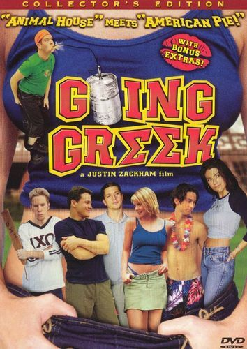 Going Greek [Collector's Edition] [DVD] [2001]