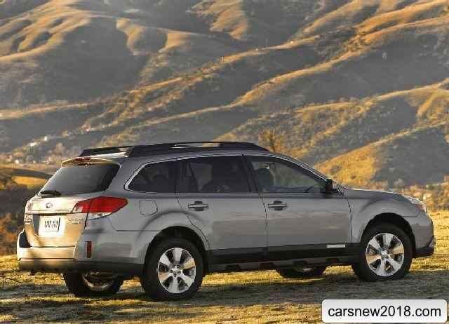 2018-2019 Subaru Outback