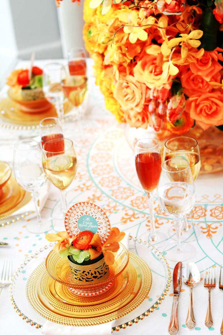 STUNNING MOROCCAN WEDDING THEME - Elegant Wedding