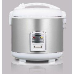 Perfect Rice every time with this Stainless Steel Rice Cooker. Check out the other Top Stainless Steel Rice Cookers on my List of the Best 5+.