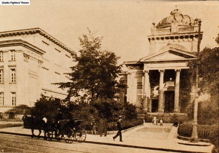 Great Synagogue Warsaw