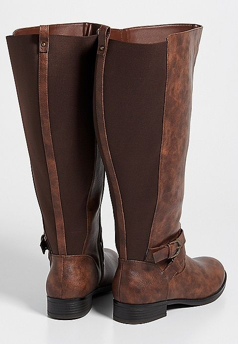7027e2ccbcf Gina extra wide calf tall boot | maurices | Gifting in 2019 | Wide ...