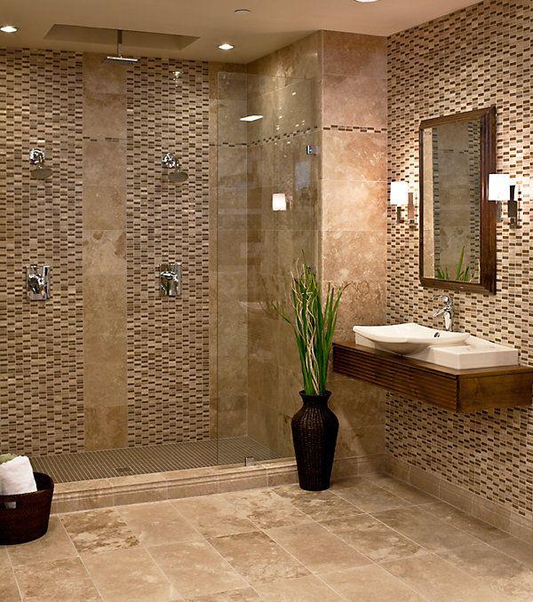 tiles pics. 17 Best images about bathroom ideas on Pinterest   Shower tiles