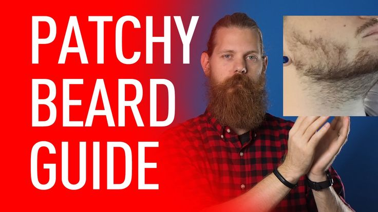 'How to Deal With a Patchy Beard   Eric Bandholz' by Beardbrand, Published on Sep 24, 2015 (https://www.youtube.com/watch?v=5Lqstsg2rvQ)