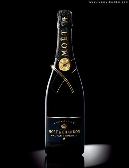 Moet - Imperial Nectar (Christmas treat)