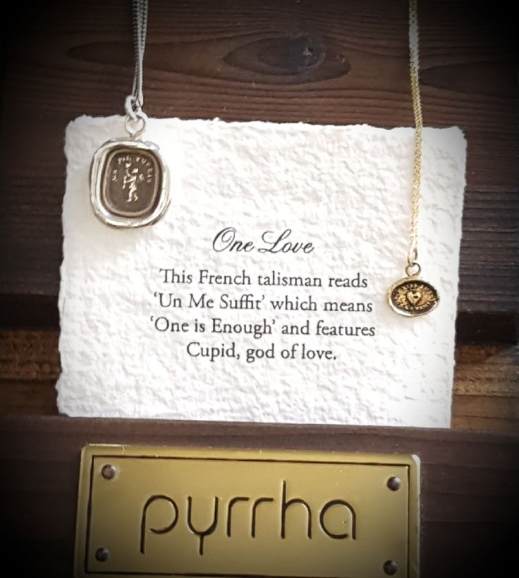 Show her how you feel with a meaningful Pyrrha talisman this Valentine's Day! Pyrrha jewellery 20% off during our HUGE clearance sale  February 1-14th, 2018.