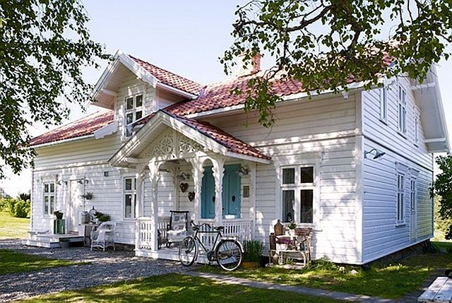norway country homes - Google Search