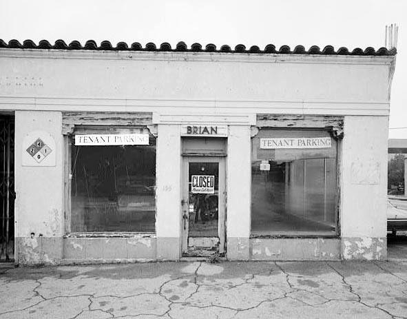 C.F. Forbest Gas Station & Automobile Repair Shop, Pasadena, California, USA, 1995