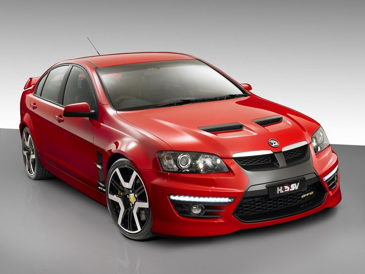 Holden HSV gts - Australian car. Awesome.