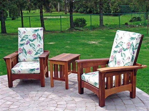 Wooden Furniture Patio Chairs Ideas