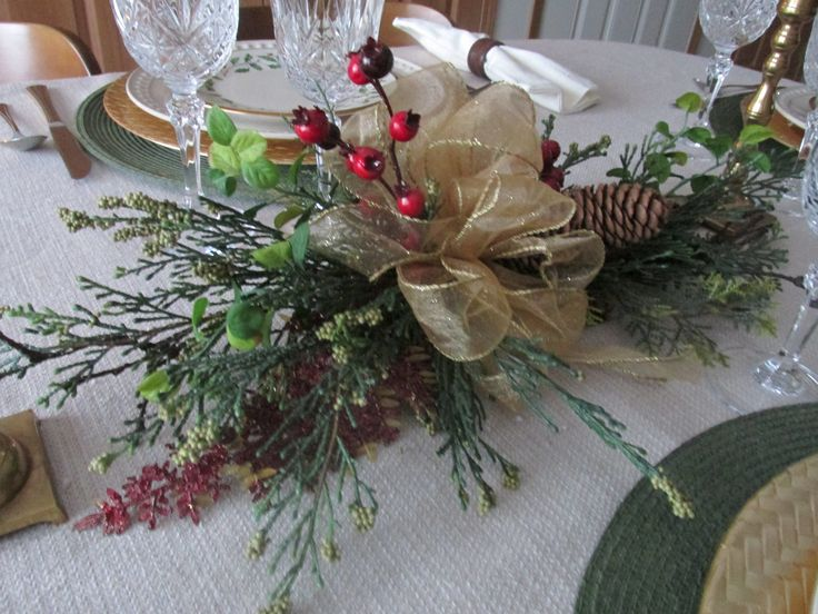 The centerpiece - after Christmas sale at Another Season