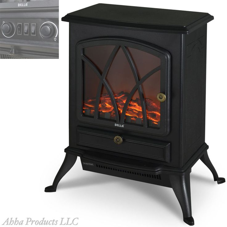 NEW Wood Stove Style Electric Fireplace 1500W Space Heater Vent with Blower  Fan #Unbranded - Best 25+ Wood Stove Blower Ideas On Pinterest Pellets For Pellet