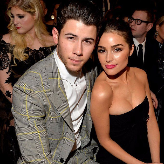 A Look Back at Nick Jonas and Olivia Culpo's Sexy-Beautiful Relationship