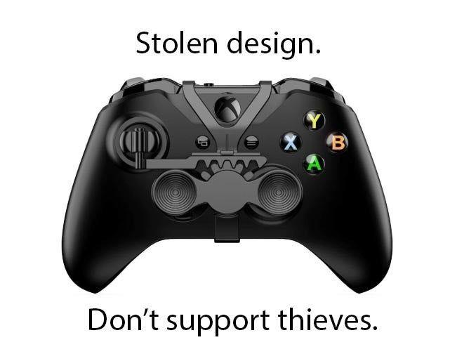 Xbox One Controller Mini Wheel By Pixel2 Thingiverse Xbox One Controller Xbox One Xbox