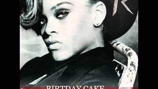 Rihanna feat chris brown - Birthday Cake Official Full version (remix) new song 2012 diamonds, via YouTube.