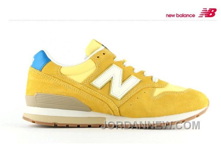 new balance 996 men yellow