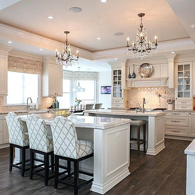 Kitchens With 2 Islands Image Result
