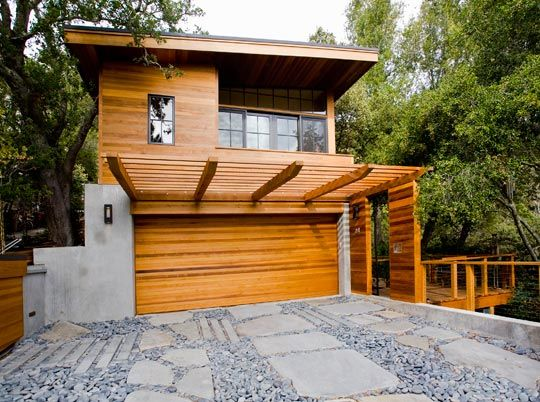22 best images about driveways and landscaping on pinterest for Steep driveway construction