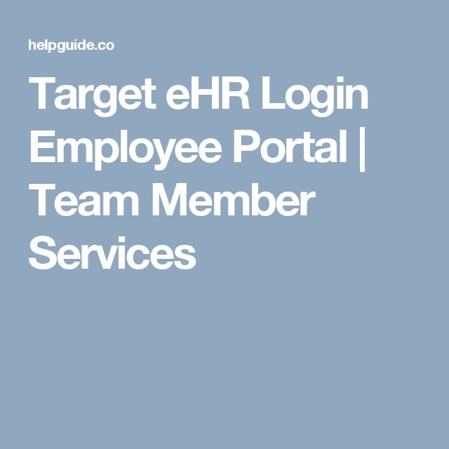 target member services ehr