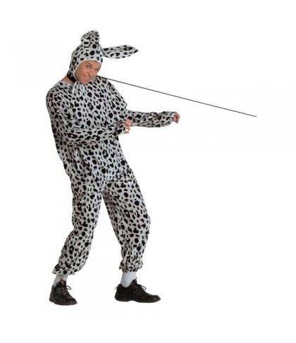 Σκύλος Δαλματίας στολή ενηλίκων Αστείες στολές