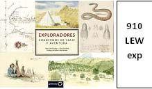 Selección de historias de70 exploradores, algunos famosos y otros que merecerían serlo, que muestra su trabajo fascinante e íntimo a través de sus cuadernos de viaje y aventura. Exploradores y cartógrafos, botánicos y artistas, ecólogos y antropólogos, excéntricos y visionarios, han plasmado sus experiencias  en las páginas de pequeños cuadernos de notas, diarios de campo y blocs de dibujo.