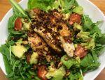 #LeanIn15 recipe: Honey cashew coated chicken with avocado salad from Joe Wicks aka The Body Coach | Healthista