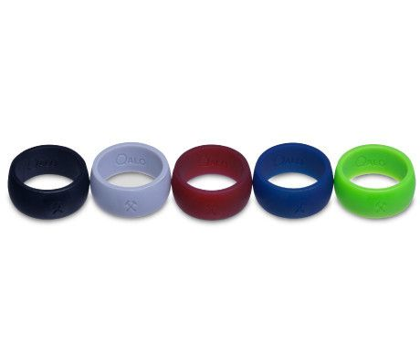 Qalo Rings For Firefighters