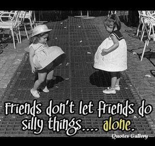 That is so me and a friend!!