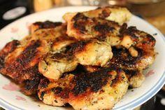 Deep South Dish: Cajun Sticky Chicken