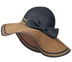 Big hats-my favorite accessories since my skin cancer(s)!