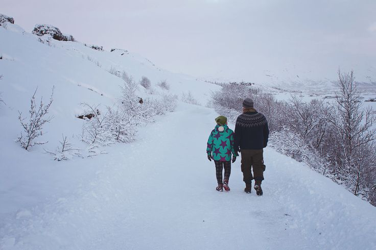 How to spend 4 days in Iceland in winter (without renting a car) #iceland #travel