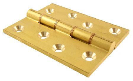 M.Marcus Brass Heavy Duty Door Hinges 102x76mm (4x3in) Heavy duty brass door hinges measuring 102x76mm. Knuckle diameter is 11.2mm and leaf thickness is 4.2mm. Sold in pairs without screws. http://www.MightGet.com/january-2017-12/m-marcus-brass-heavy-duty-door-hinges-102x76mm-4x3in-.asp