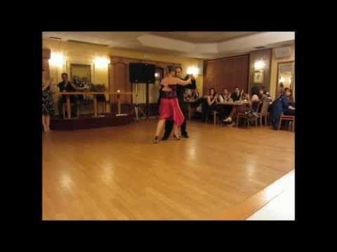 Rafail Saltas & Zili Christoni (2/5) @ Rethymno Tango Weekend 22-23 Feb 2014 - YouTube