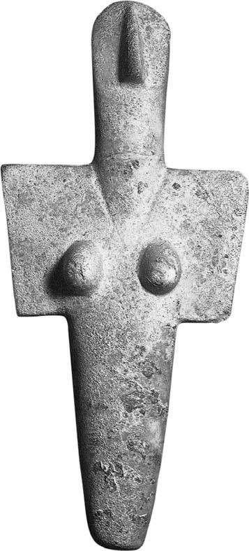 La dea madre nuragica