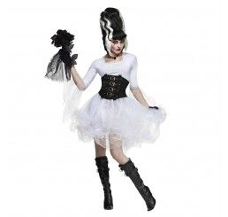 Mariée Monstreuse Costume