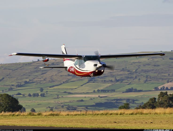 Photos: Cessna T210N Turbo Centurion II Aircraft Pictures ...